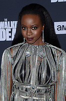 "LOS ANGELES - SEP 23:  Danai Gurira at the ""The Walking Dead"" Season 10 Premiere Event at the TCL Chinese Theater on September 23, 2019 in Los Angeles, CA"