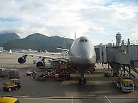 Hong Kong HKG airport