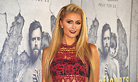 www.acepixs.com<br /> <br /> April 4 2017, LA<br /> <br /> Paris Hilton arriving at the premiere of HBO's 'The Leftovers' Season 3 at Avalon Hollywood on April 4, 2017 in Los Angeles, California. <br /> <br /> By Line: Peter West/ACE Pictures<br /> <br /> <br /> ACE Pictures Inc<br /> Tel: 6467670430<br /> Email: info@acepixs.com<br /> www.acepixs.com