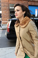 www.acepixs.com<br /> <br /> January 26 2017, New York City<br /> <br /> Actress Carla Gugino made an appearance at AOL on January 26 2017 in New York City<br /> <br /> By Line: Philip Vaughan/ACE Pictures<br /> <br /> <br /> ACE Pictures Inc<br /> Tel: 6467670430<br /> Email: info@acepixs.com<br /> www.acepixs.com