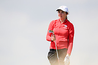 Caley McGinty (ENG) during the final round at the Irish Woman's Open Stroke Play Championship, Co. Louth Golf Club, Louth, Ireland. 12/05/2019.<br /> Picture Fran Caffrey / Golffile.ie<br /> <br /> All photo usage must carry mandatory copyright credit (&copy; Golffile | Fran Caffrey)