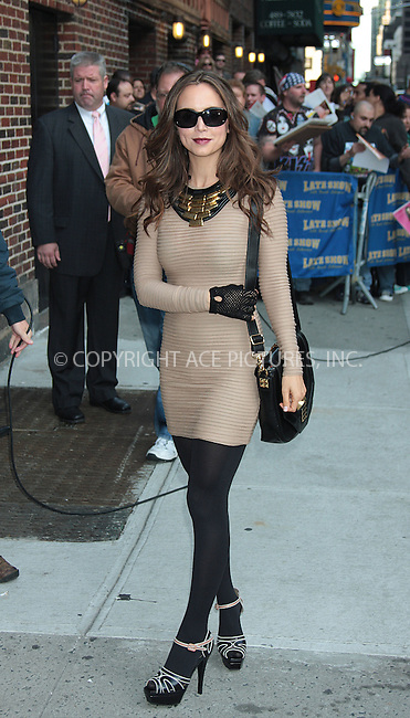 WWW.ACEPIXS.COM . . . . .  ....October 6 2009, New York City....Actor Eliza Dushku made an appearance at the 'Late Show with David Letterman' at the Ed Sullivan Theater on October 6, 2009 in New York City.....Please byline: AJ Sokalner - ACEPIXS.COM..... *** ***..Ace Pictures, Inc:  ..tel: (212) 243 8787..e-mail: info@acepixs.com..web: http://www.acepixs.com
