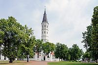 Kathedrale Peter und Paul in Siauliai, Litauen, Europa