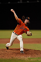 AZL Giants Orange relief pitcher Logan Harasta (51) during a game against the AZL Angels at Giants Baseball Complex on June 17, 2019 in Scottsdale, Arizona. AZL Giants Orange defeated AZL Angels 8-4. (Zachary Lucy/Four Seam Images)