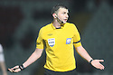 Referee Michael Oliver.Stevenage v Crawley Town - npower League 1 -  Lamex Stadium, Stevenage - 15th December, 2012. © Kevin Coleman 2012..