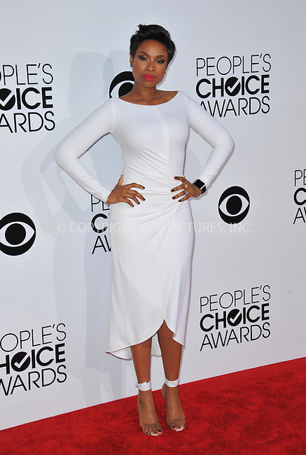WWW.ACEPIXS.COM<br /> <br /> <br /> January 8, 2014, Los Angeles, CA.<br /> <br /> Jennifer Hudson arriving atThe 40th Annual People's Choice Awards held at Nokia Theatre L.A. Live on January 8, 2014 in Los Angeles, California. <br /> <br /> <br /> <br /> <br /> <br /> <br /> By Line: Peter West/ACE Pictures<br /> <br /> ACE Pictures, Inc<br /> Tel: 646 769 0430<br /> Email: info@acepixs.com