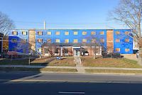 2016-11-28 Renovations Litchfield Hall WCSU | Progress 03