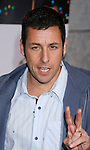 "HOLLYWOOD, CA. - December 18: Actor Adam Sandler arrives at the Los Angeles premiere of ""Bedtime Stories"" at the El Capitan Theatre on December 18, 2008 in Hollywood, California."