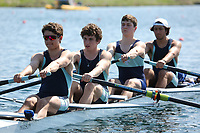 Race: 41  Event: Op Schools 4+  Final<br /> <br /> Wallingford Regatta 2018<br /> <br /> To purchase this photo, or to see pricing information for Prints and Downloads, click the blue 'Add to Cart' button at the top-right of the page.