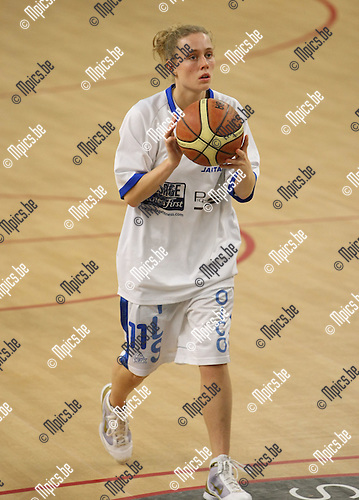 2009-11-14 / Basketbal / seizoen 2009-2010 / Kabo - Sint Katelijne Waver / De Meyer Steffi..foto: mpics