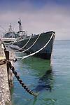 USS Pampanito, WWII Submarine, near Fisherman's Wharf, San Francisco, California
