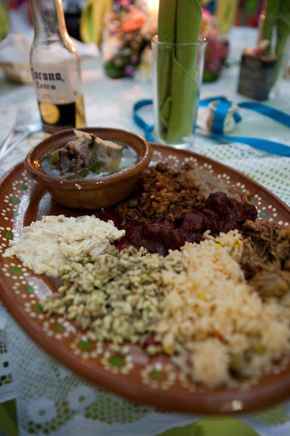 Salt flats and production of La Casa Grande, Salinas Hidalgo, Mexico. Aromas y Sabores with Chef Patricia Quintana