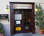 Birreria Central Restaurant, Florence, Italy