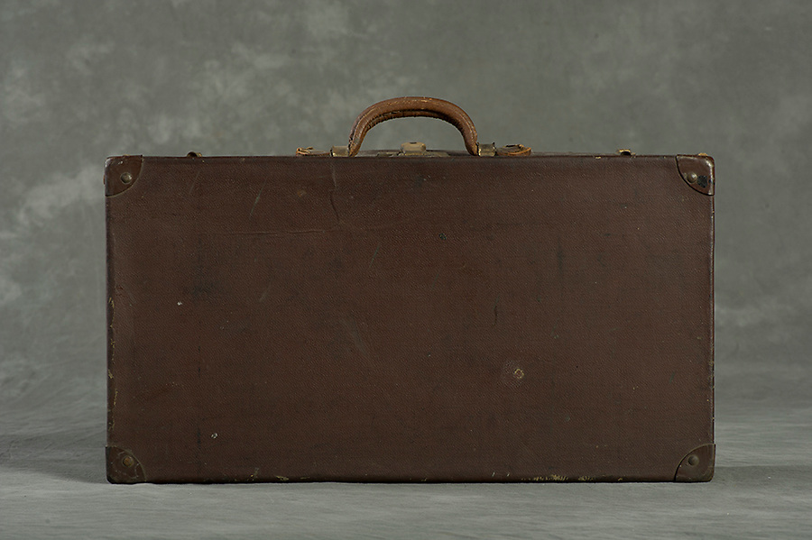 Willard Suitcases<br /> &copy;2013 Jon Crispin, A W