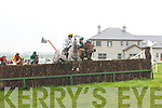 Action shots at the North Kerry Harriers Point to Point Racing on Sunday at Ballybunion..