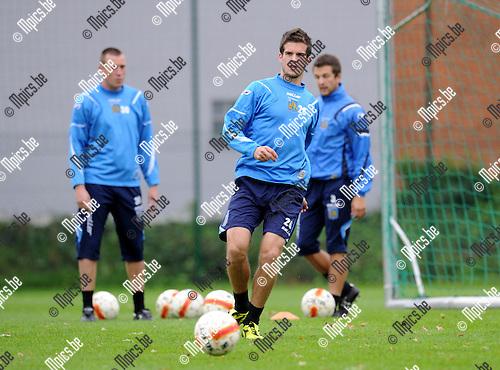 2011-10-11 / Voetbal / seizoen 2011-2012 / KVC Westerlo / Jeroen Vanthournout..Foto: Mpics