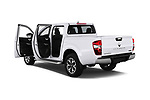 Car images close up view of a 2018 Renault Alaskan Foraker 4 Door Pick Up doors