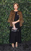 Martha Ward<br /> at the 2017 Charles Finch & CHANEL Pre-Bafta Party held at Anabels, London.<br /> <br /> <br /> ©Ash Knotek  D3227  11/02/2017