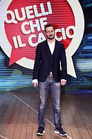Milano 06/09/2017 - photocall trasmissione Tv Quelli che il calcio / foto Daniele Buffa/Image/Insidefoto <br /> nella foto: Luca Bizzarri