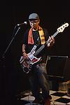 Kaohsiung, Taiwan -- HANG IN THE AIR (盪在空中) performing at the Paramount Bar on July 06, 2014.
