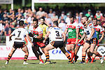 BRISBANE, AUSTRALIA - May 5:  during the QRL Intrust Super Cup Round 9 match between Wynnum Manly Seagulls and Mackay Cutters on May 5, 2019 in Brisbane, Australia. (Photo by Patrick Kearney)