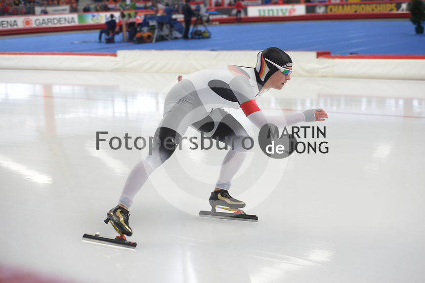 SPEEDSKATING: INZELL: Max Aicher Arena, 09-02-2019, ISU World Single Distances Speed Skating Championships, 5000m Ladies, Claudia Pechstein (GER), ©photo Martin de Jong