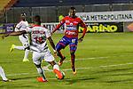 Rionegro Águlas venció como visitante 1-0 a Deportivo Pasto. Fecha 17 Liga Águila II-2016.