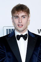 LOS ANGELES - FEB 9:  Sam Fender at the 28th Elton John Aids Foundation Viewing Party at the West Hollywood Park on February 9, 2020 in West Hollywood, CA