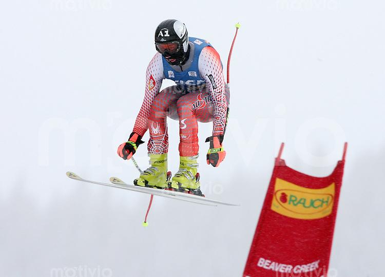 Ski Alpin; Saison 2006/2007   Training Herren Christoph Gruber (AUT)