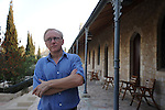 ISRAEL Jerusalem<br /> Israeli author David Grossman.