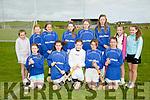 S.N Sliabh a' Mhadra National School, Ballyduff  at the Allianz Cumann na mBunscol hurling finals at Abbeydorney GAA on Tuesday