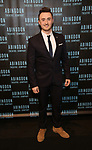 Kylan Ross attends the Abingdon Theatre Company Gala honoring Donna Murphy on October 22, 2018 at the Edison Ballroom in New York City.