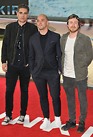 Charlie Simpson, Matt Willis and James Bourne of Busted at the &quot;Dunkirk&quot; world film premiere, Odeon Leicester Square cinema, Leicester Square, London, England, UK, on Thursday 13 July 2017.<br /> CAP/CAN<br /> &copy;CAN/Capital Pictures /MediaPunch ***NORTH AND SOUTH AMERICAS ONLY***