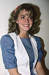 Elisabeth Shue pictured in New York City in 1984.