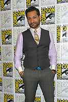 SAN DIEGO - July 22:  Cas Anvar at Comic-Con Saturday 2017 at the Comic-Con International Convention on July 22, 2017 in San Diego, CA