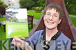 Mary Rose Bogan Killorglin who launched her new book 'Walk with the Writers in Killarney National Park' in the Malton Hotel Killarney last Thursday evening..