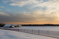 Winter Barns &amp; Farm<br />