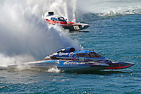 Mathew Daoust, GP-9 and Andrew Tate, GP-101(Grand Prix Hydroplane(s)