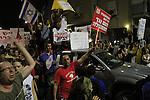 Israel, Tel Aviv, the Housing Protest demonstration