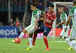 Independiente Medellín venció como local 4-3 a Atlético Nacional. Fecha 20 Liga Águila I-2017.