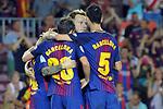 League Santander 2017/2018. Game: 01.<br /> FC Barcelona vs Real Betis: 2-0.