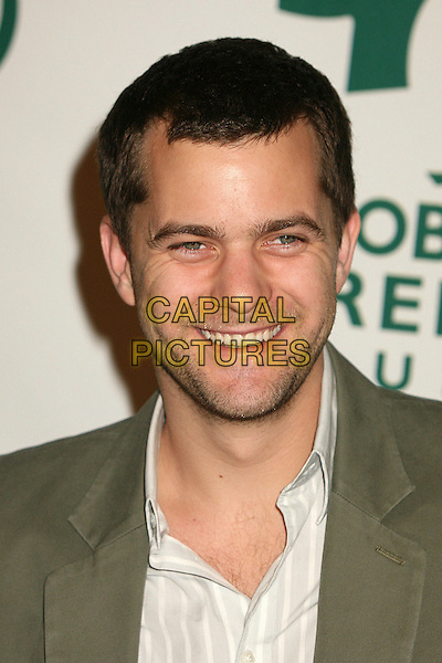 JOSHUA JACKSON.Global Green USA's 3rd Annual Pre-Oscar Party at Avalon, Hollywood, California, USA..February 21st, 2007.oscars headshot portrait stubble facial hair.CAP/ADM/BP.©Byron Purvis/AdMedia/Capital Pictures
