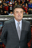 29.12.2010 Unicef Champions for Africa. Charity mach for Kanoute foundation. Picture shows Radomir Antic BBVA Coach.....