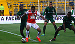 Independiente Santa Fe igualó como local 1-1 ante La Equidad. Partido aplazado de la fecha 7 Liga Águila II-2016.