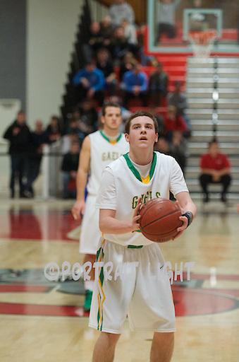 CHS sophomore Brendan Kittredge.