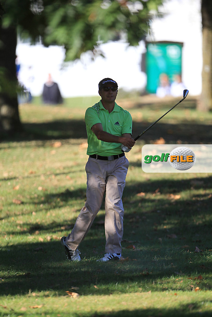 Stefano Soffietti (ITA) during day one of the BMW Italian Open presented by CartaSi, at Royal Park I Roveri,Turin,Italy..Picture: Fran Caffrey/www.golffile.ie.