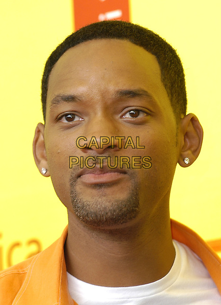 WILL SMITH.Photocall for Shark Tale, Venice Film Festival, September 10th 2004..portrait headshot.Ref: KRA.www.capitalpictures.com.sales@capitalpictures.com.©Capital Pictures.