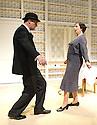 Gladly Otherwise by F N Simpson , part of a triple bill of Absurdia Comedies  .Directed by Douglas Hodge. With John Hodgkinson as Man,Judith Scott as Mrs Brandywine.  Opens at the Donmar Warehouse Theatre on 31/7/07CREDIT Geraint Lewis