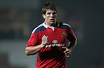 Second row Donncha O'Callaghan of Munster Rugby.<br /> <br /> Guinness Pro 12<br /> Newport Gwent Dragons v Munster Rugby<br /> Rodney Parade<br /> 21.11.14<br /> &copy;Steve Pope-SPORTINGWALES