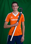 ARNHEM -  JONAS DE GEUS, lid trainingsgroep Nederlands hockeyteam heren. COPYRIGHT KOEN SUYK